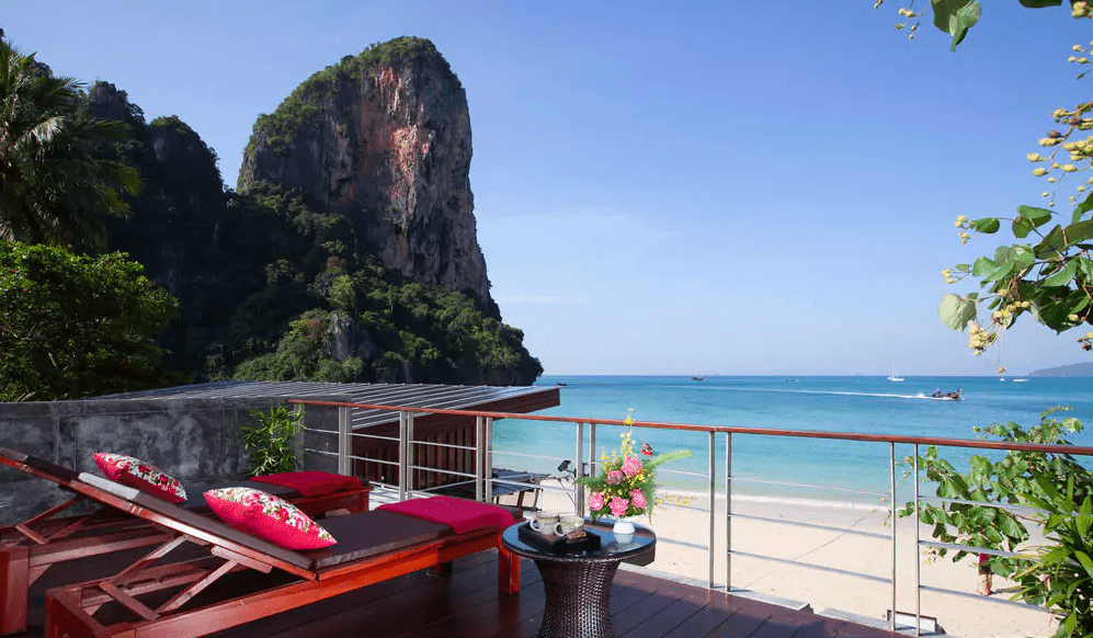 sand sea resort railay