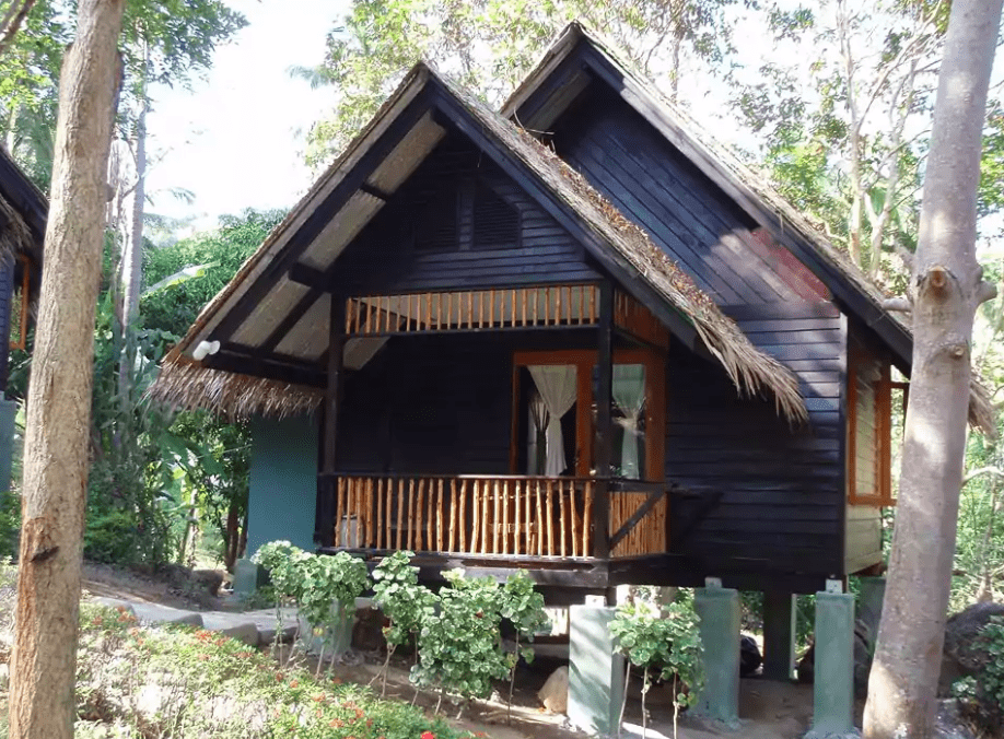 thongtapan resort phangan billigt